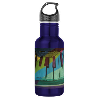 Liberty Bottle With Abandoned Piano