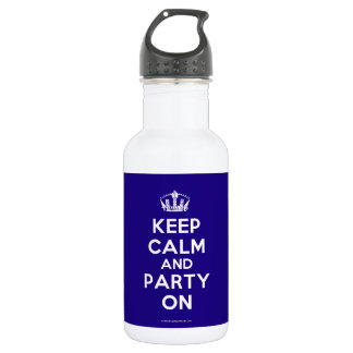 Liberty Bottles 18oz Water Bottle
