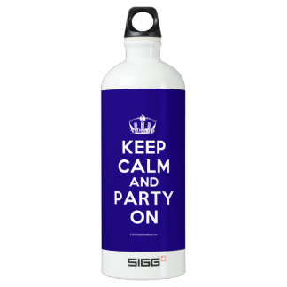 Liberty Bottles SIGG Traveler 1.0L Water Bottle