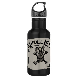 Liberty Bottleworks - Skullies design Stainless Steel Water Bottle