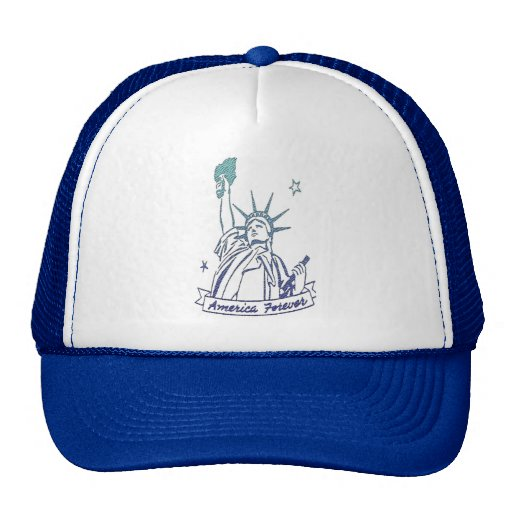 LIBERTY BY AES TRUCKER HAT