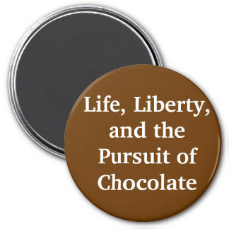 Liberty Chocolate Magnet