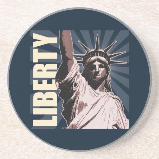 Liberty Coasters