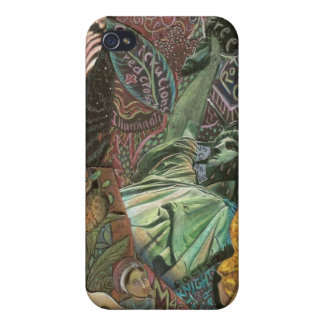 Liberty Cries i iPhone 4 Covers