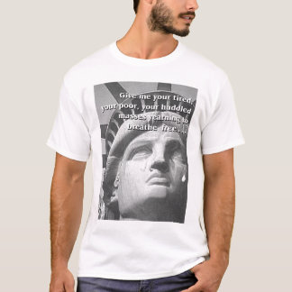 LIBERTY CRYING T-Shirt