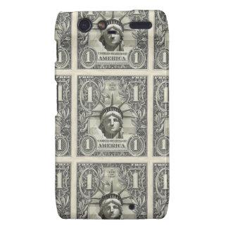 Liberty Dollar Motorola Droid RAZR Cases