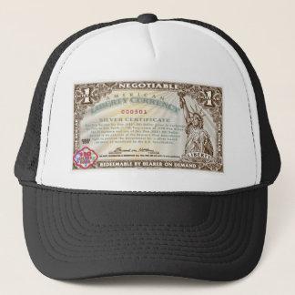 Liberty Dollar Hat! Trucker Hat