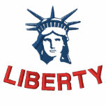 Liberty Embroidered Tee