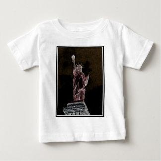Liberty enlightened baby T-Shirt