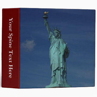 Liberty Enlightening the World - Statue of Liberty Binder