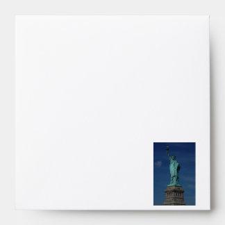 Liberty Enlightening the World - Statue of Liberty Envelopes