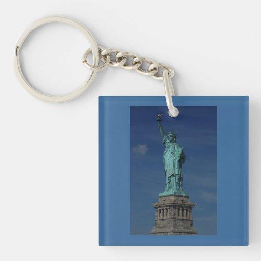 Liberty Enlightening the World - Statue of Liberty Keychain
