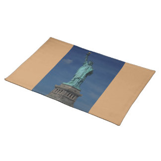 Liberty Enlightening the World - Statue of Liberty Cloth Placemat