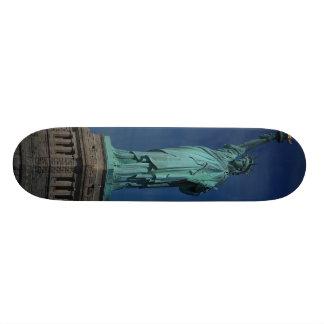 Liberty Enlightening the World - Statue of Liberty Custom Skate Board