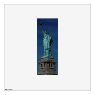 Liberty Enlightening The World   Statue Of Liberty Wall Sticker
