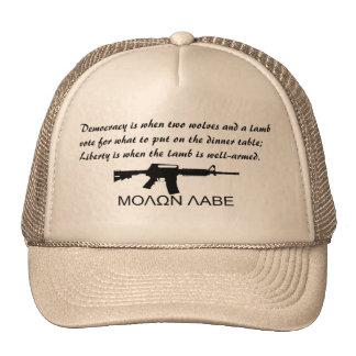 Liberty Explained Trucker Hat