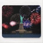 Liberty Fireworks 1 Mousepad