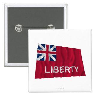 Liberty Flag Buttons