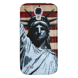 Liberty Flag Galaxy S4 Covers