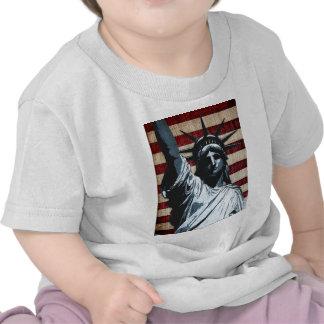 Liberty Flag Tee Shirts