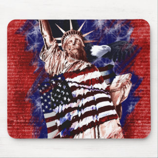 Liberty For All Mouse Pad