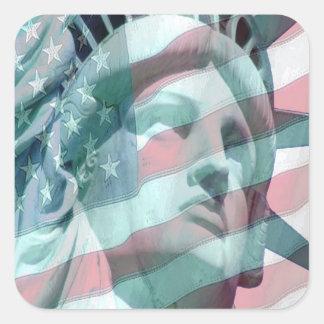 liberty freedom sticker