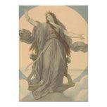 Liberty Goddess Custom Announcement
