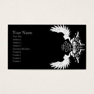 Liberty Graphic Profile Card