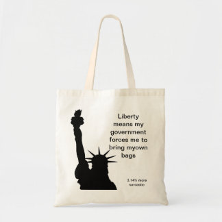 Liberty Grocery Bag