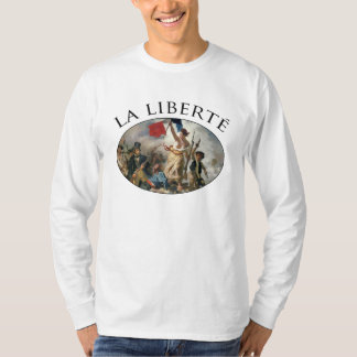 Liberty Guiding the People T-Shirt