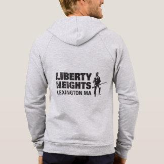Liberty Heights Hoodie 4 - Black Print