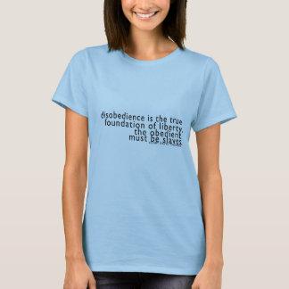 Liberty - Henry David Thoreau T-Shirt