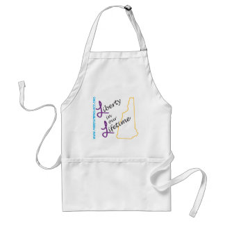 Liberty in Our Lifetime Apron