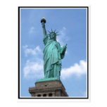 Liberty in the Day Light Post Card