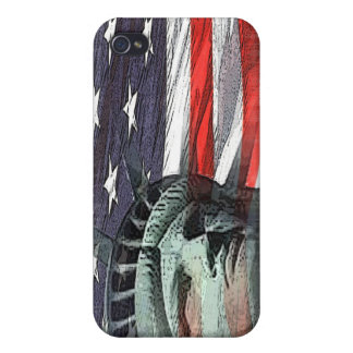 LIBERTY iPhone 4 COVER