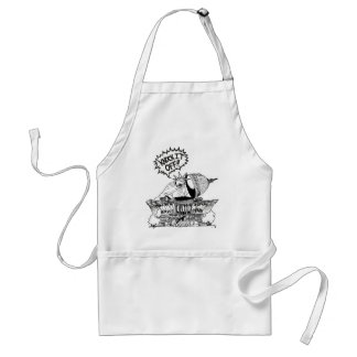Liberty is Fed Up Adult Apron