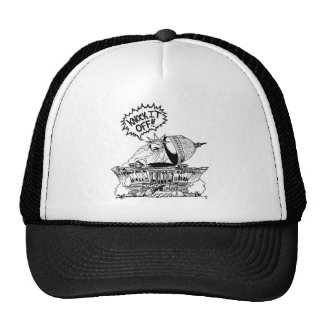 Liberty is Fed Up Trucker Hat