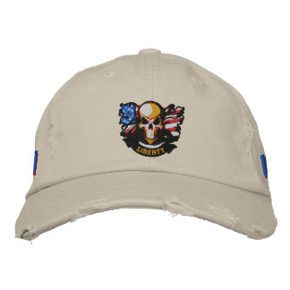 Liberty Is Not Free Embroidered Baseball Hat