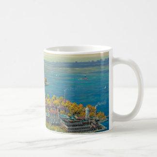 LIberty Island, New York Coffee Mug