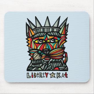 """""""Liberty Kat"""" Mousepad"""