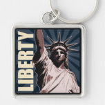 Liberty Key Chains