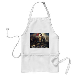 Liberty Leading the People Adult Apron