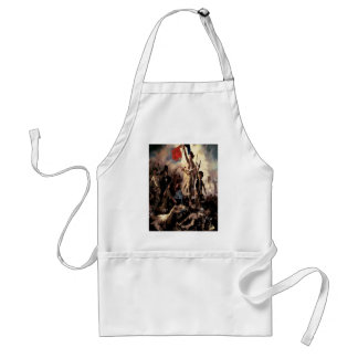 'Liberty Leading the People'' Adult Apron