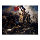 Liberty Leading The People -- French Revolution Poster
