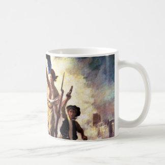 Liberty Leading the People Mug