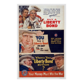 Liberty Loan Posters