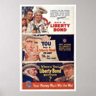 Liberty Loan Posters