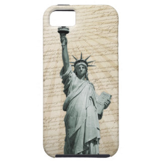 Liberty Loves The Constitution iPhone SE/5/5s Case