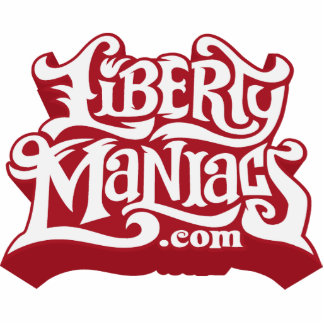 Liberty Maniacs Keychain Acrylic Cut Outs