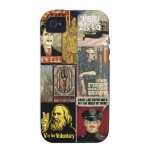 Liberty Maniacs McCall Poster Collage Case-Mate iPhone 4 Cases